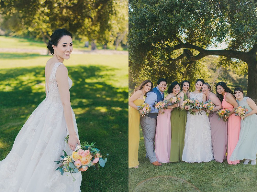 Sweet & Colorful Wedding| Lindsey Gomes Photography_0009